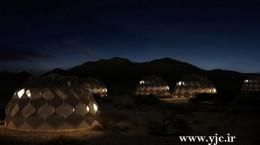 متفاوت ترین چادر در دنیا+ عکس