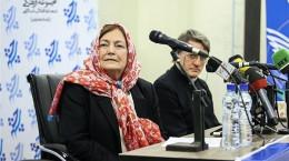 با چادر احساس امنیت داشتم - ایرانیها شوخطبع و باایمان بودند - مخالفت با سلاح هستهای ایران و اسرائ