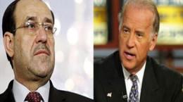 گفتگوی تلفنی بایدن و مالکی - کری: اوباما درباره عراق تصمیمات فوری اتخاذ می کند