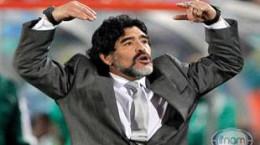 مارادونا در تالار مشاهیر فوتبال ایتالیا