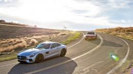 آغاز دوئل: مرسدس AMG GT در برابر پورشه 911