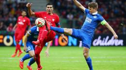 تصاویر قهرمانی سویا در لیگ اروپا