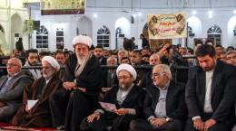 تصاویر سالگرد شهدای ششم بهمن آمل با حضور آیت الله لاریجانی