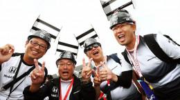 تصاویر مسابقات فرمول یک در ژاپن