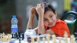 تصاویر مسابقات شطرنج ابن سینا