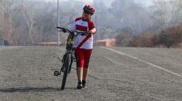 تصاویر مسابقات دوچرخه سواری آینده سازان استان تهران