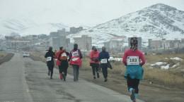 تصاویر مسابقات دو کوهستان جام فجر در اراک