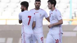 ایران 3 - سوریه 0 برتری قاطع یوزها در دیداری تدارکاتی