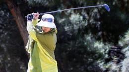گزارش تصویری از مسابقات آزاد کشوری گلف زنان