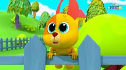 انیمیشن موزیکال بچه پانداها و آموزش کارهای شخصی به نونهال ها