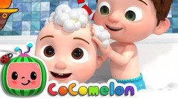 کارتون موزیکال حمام | آهنگ های کودکانه CoComelon Nursery