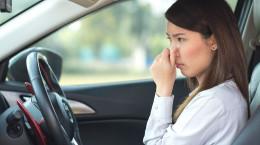 از بین بردن بوی بد شیر ریخته شده در خودرو با چند راهکار
