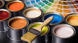 تفاوت رنگ روغن با رنگ اکریلیک چیست ؟