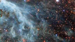 چرا رنگ ستاره ها در آسمان فرق می کند ؟