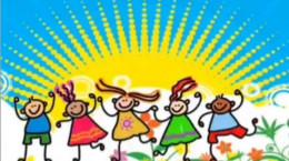 کلیپ شاد برای روز جهانی کودک