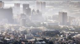 پادکست آلودگی هوا و تاثیر آن بر اعصاب و سلامت روان
