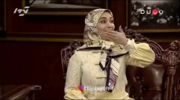 تعجب مهران مدیری از ۴۹ ساله شدن ژیلا صادقی