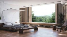 نکات اصولی برای بزرگ نشان دادن فضای اتاق خواب