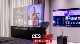 بهترین تلویزیون های سال 2021 از برندهای معتبر