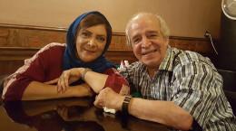محسن قاضی مرادی: زندگینامه و عکس های محسن قاضی مرادی و همسرش