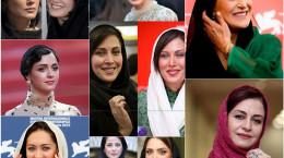 این 9 زن ، بانوان خاص سینمای ایران هستند