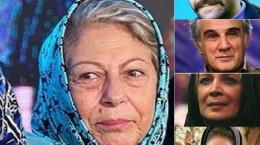 اسامی واقعی سلبریتی های ایرانی را بدانید !