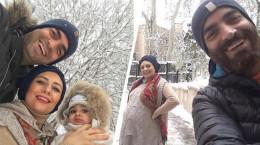 بازیگران در دوران بارداری: عکس های دیدنی از دوران بارداری بازیگران