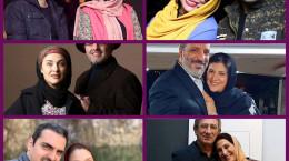 6 بازیگر زنی که از شوهرشان بزرگترند + اختلاف سن