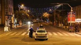 تغییر در ساعت منع تردد شبانه در محرم