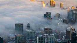 شاخص آلودگی هوای همدان به ۵۰۰ رسید ؟