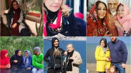 اینستاپست بازیگران در روز مادر + عکس