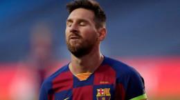 لیونل مسی از بارسلونا جدا می شود ؟