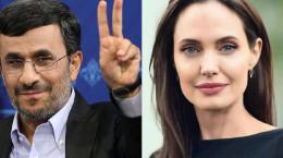 ماجرای توافق احمدی نژاد و آنجلینا جولی چه بود ؟