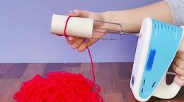 آموزش ترفند کاردستی با وسایل دور ریختنی در خانه