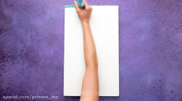 آموزش ترفندهای خلاقانه و جالب نقاشی
