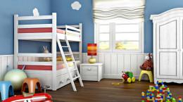 ویژگی اتاق کودک | اتاق کودک باید چگونه باشد و تاثیر آن در رشد و تربیت کودک