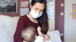راهکارهای مهم مناسب مادران مبتلا به کرونا برای مراقبت از نوزاد