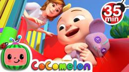 انیمیشن موزیکال کوکوملون Yes Yes playground