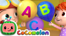انیمیشن موزیکال کوکوملون شعر کودکانه ABC
