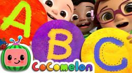 آموزش الفبای انگلیسی به کودکان با کارتون کوکوملون
