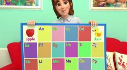انیمیشن موزیکال کوکوملون شعر کودکانه ABC Phonics