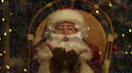 نماهنگ بسیار زیبا برای تبریک کریسمس ۲۰۲۰