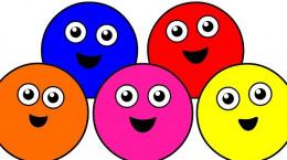 انیمیشن موزیکال شاد انگلیسی برای آموزش رنگ ها به کودکان
