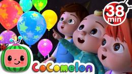 کوکوملون کارتون موزیکال انگلیسی کریسمس برای کودکان ۳ سال به بالا