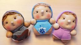 آموزش ساخت عروسک های جذاب با جوراب