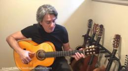آموزش رایگان گیتار جلسه ۱