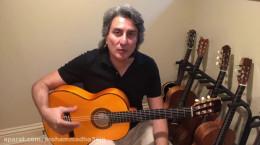آموزش رایگان گیتار جلسه ۲