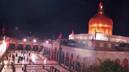 نماهنگ وفات حضرت زینب از حاج میثم مطیعی