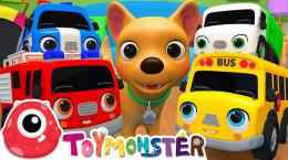 انیمیشن موزیکال ماشین ها برای کودکان پسر