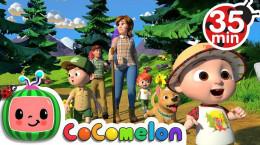 کوکوملون جدید ( I Love the Mountains  (CoComel